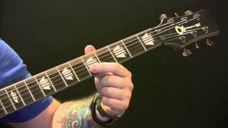 Tired Of You Guitar Lesson by The Foo Fighters - How To Play Tired Of You On Guitar