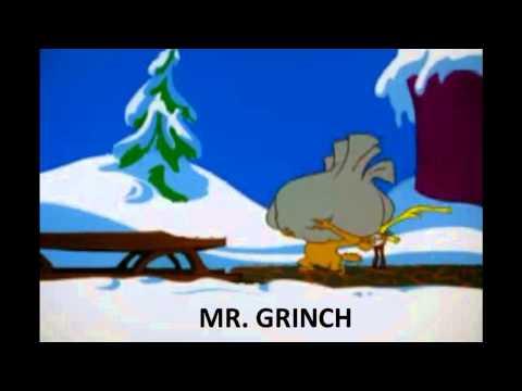 Mr. Grinch Lyrics