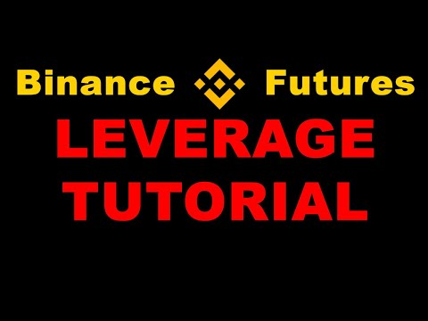 Binance Futures Tutorial Cryptocurrency Leverage Trading
