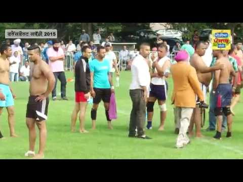 Kabaddi - Punjab Sports Club Frankfurt 2015 Part - 3
