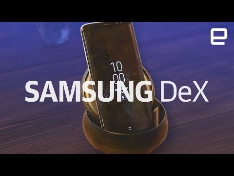 Samsung DeX Desktop Experience | Hands-On