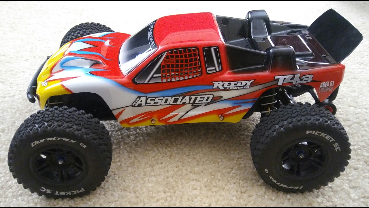 Traxxas Stampede 4x4 Converted To A Stadium Truck Rustler Vxl 1 10 Scale 4wd Brushless Monster