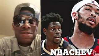 HOW NEW ORLEANS PELICANS MAKE THE BOTTOM LOOK SO GOOD??...