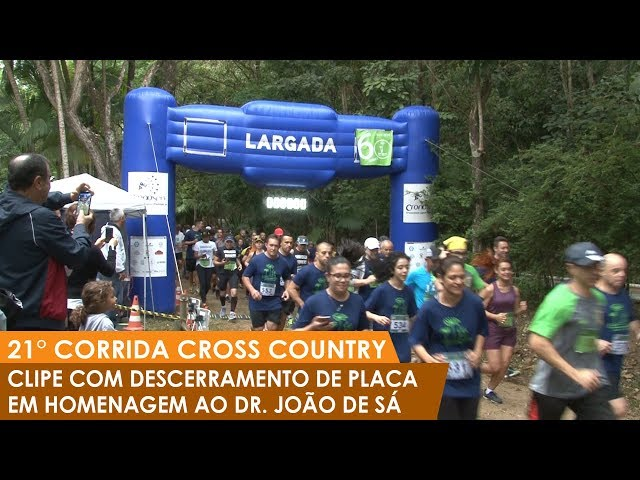 Videoclipe da 21° Corrida Cross Country do Jaraguá Clube Campestre