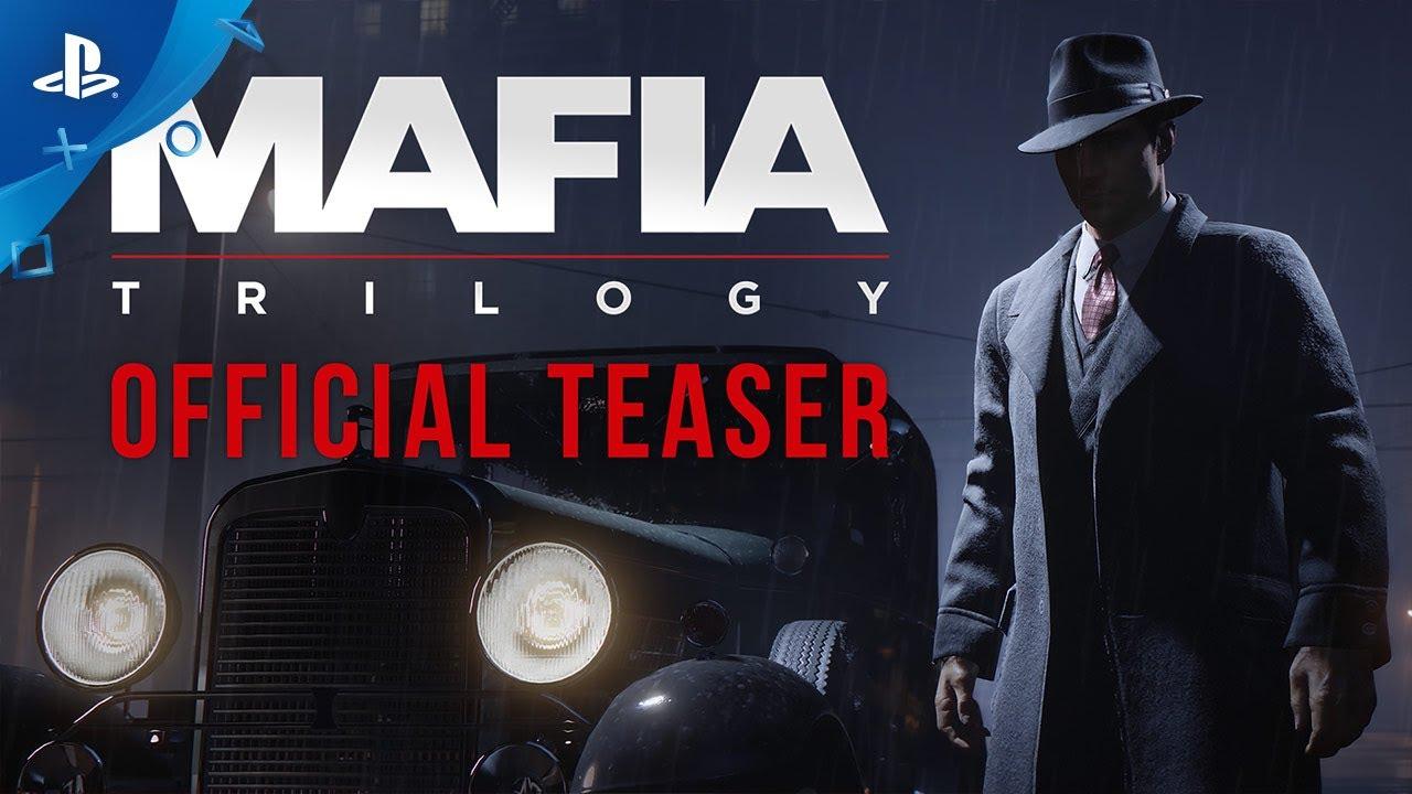 Mafia: Trilogy - Official Teaser | PS4