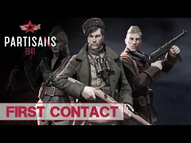 [FR] Partisans 1941 - First Contact - Camarade commando