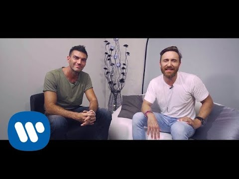 #WarnerSquad – David Guetta interviewed by Gabry Ponte