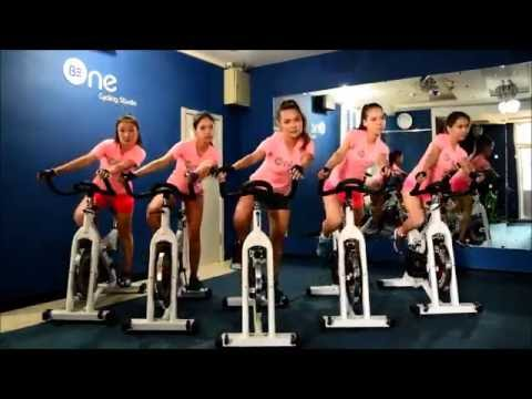 Indoor Cycling Sprint / Spinning |Be One Cycling Studio (Tujamo- Booty Bounce)