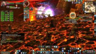 Video des Kampfes gegen Skraal den Endboss des Feuer Raidriss aus d...