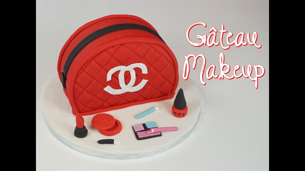 Cake Design Makeup