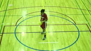 2016年関東学生ハンドボール連盟秋季リーグ戦 武蔵丘短期大学 vs 北里大学