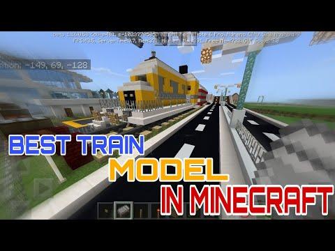 best-train-modal-in-mincraft-.