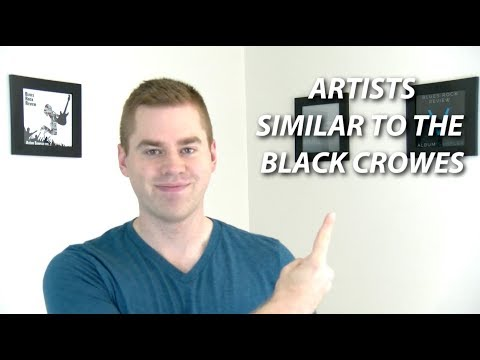 Artists Similar To The Black Crowes