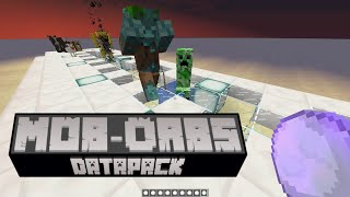 Mob Orbs a data pack for Minecraft 1.13