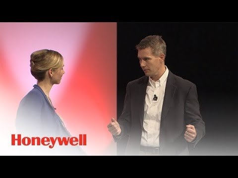 john waldron honeywell John Waldron: The Shape of Things to Come | Honeywell Productivity ...