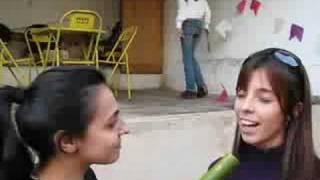 Preparativos Arraiá do Nhô Carmo 2008