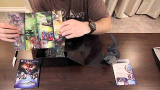 DC Universe Online Collectors Edition (PS3) Unboxing & Overview + Macro Shots!