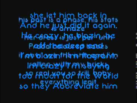 nicki minaj blazin lyrics