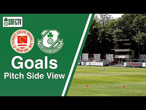 Pitch Side View | Goals v Pat's | 8 May 2021