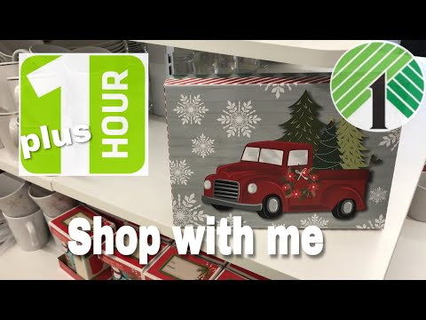Dollar Tree SHOP with me |1 hour SPECIAL