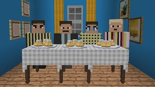 Download LITTLE BIG - GO BANANAS   Minecraft Parody   HajimeOMG Mp3 and Videos