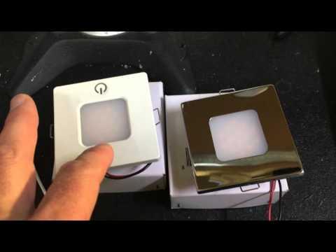 LED boat light - OEM style Marinebeam