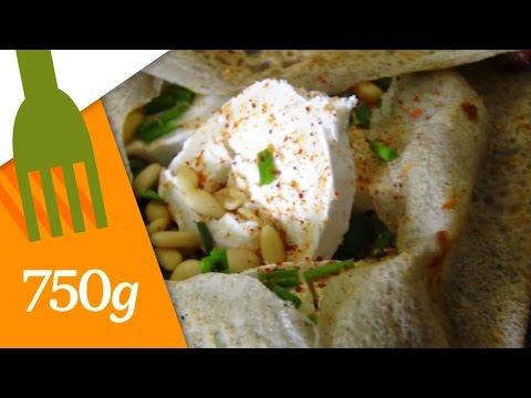 recette-de-galettes-au-fromage-de-chèvre---750g