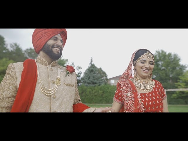 Abhishiek + Jasleen | 2019 Sikh Wedding Next Day Edit