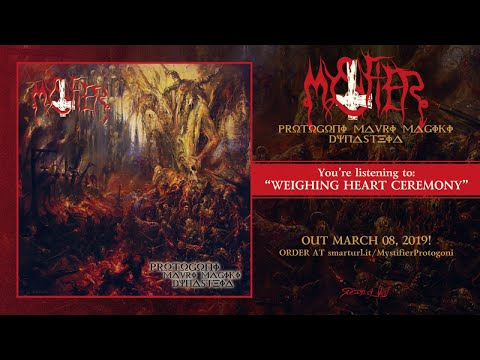 Mystifier - Weighing Heart Ceremony (official track premiere)