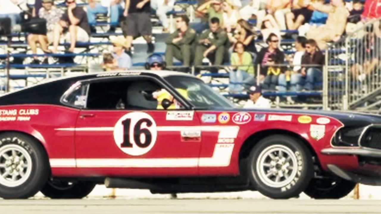 THIS CAR MATTERS: 1969 Ford Mustang Trans Am Boss 302 - YouTube