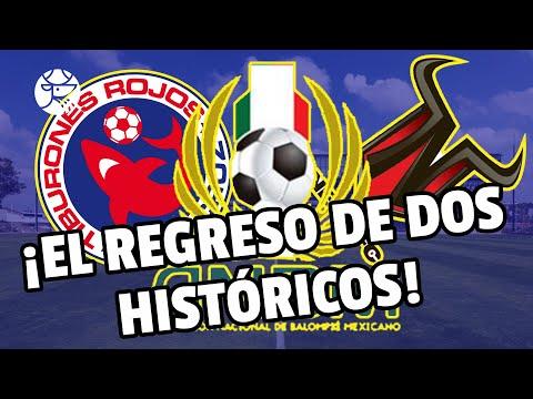 ¡INCREÍBLE! I Neza y Veracruz regresarían al futbol mexicano