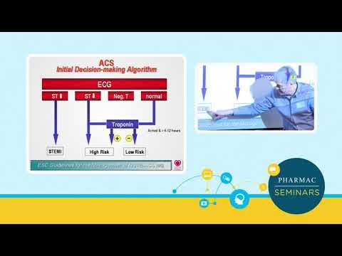 PHARMAC seminar: Cardiovascular disease, 2d. Acute coronary syndrome: talk and cases, part 4