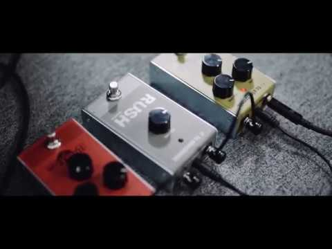 demo of rusty fuzz blood moon phaser cinders overdrive rush booster youtube. Black Bedroom Furniture Sets. Home Design Ideas