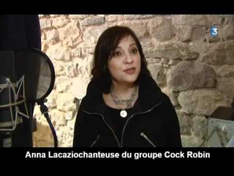 Anna cock lacazio robin interesting moment