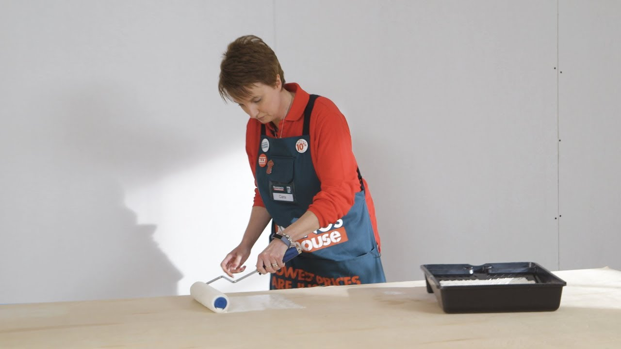How To Paint Plywood D I Y Advice At Bunnings