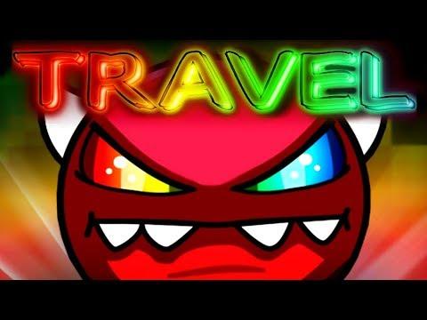 BEAUTIFUL XL Demon! Melodic Travel - Geometry Dash