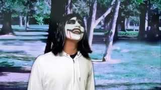 slenderman vs jeff the killer rap version rapida