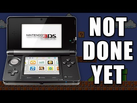 I Think I Know Why Nintendo Won't Admit It's The End For The 3DS