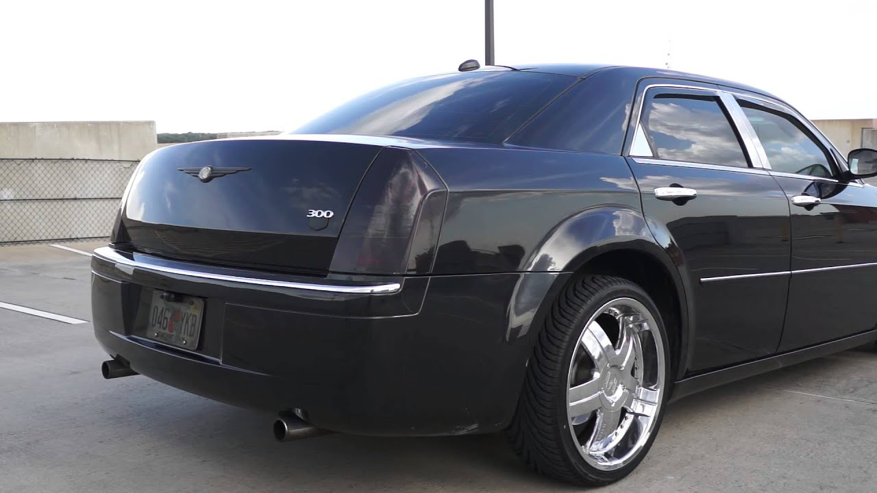 2006 chrysler 300c hemi 5 7l start up and rev youtube. Black Bedroom Furniture Sets. Home Design Ideas