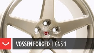 Vossen Forged | GNS-1 Wheel | Patina Gold