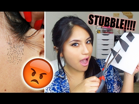 What Causes Stubble Does Epilation Ing Shaving Etc Cause Stubble