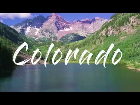 Colorado Travel Video | 8 days with a GoPro, drone, and Jeep