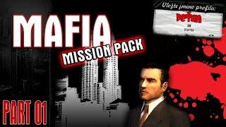 MAFIA [Mission Pack] - Štvanec (by PeŤan) |PART 01|