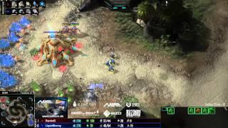 HSC - PvT Parting vs Bunny - Terraform LE - Starcraft 2 HD