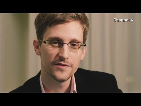 Edward Snowden's Alternative Christmas Message 2013