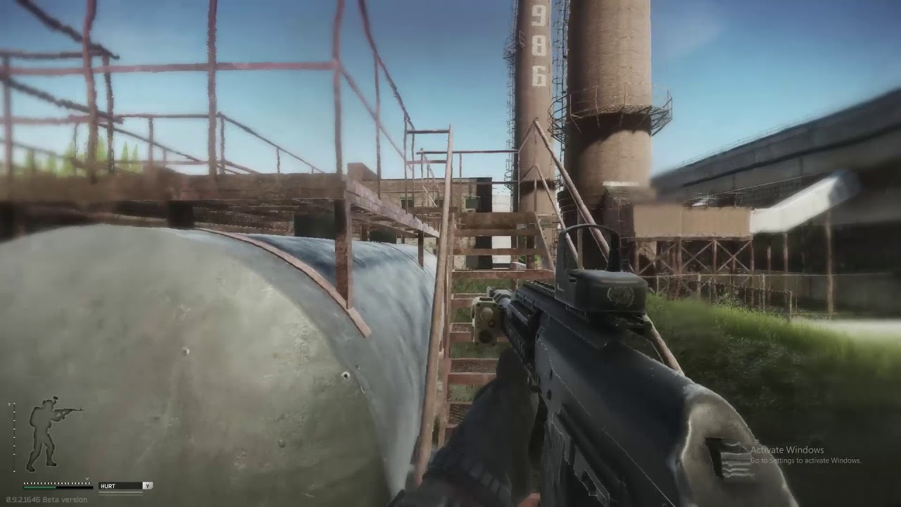 Squad wipe with the SAIGA - 10rounders - Escape from Tarkov - Dpfire