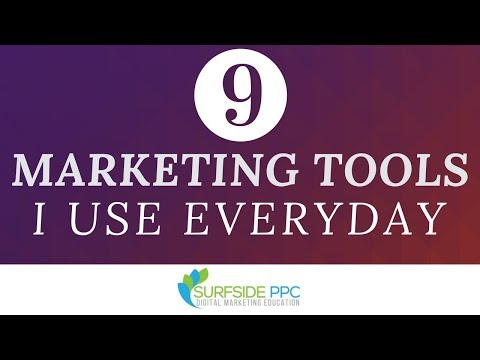 9 Marketing Tools I Use Almost Everyday - Best Paid and Free Marketing Tools for Online Marketers - 동영상