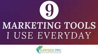 9 Marketing Tools I Use Almost Everyday - Best Paid and Free Marketing Tools for Online Marketers