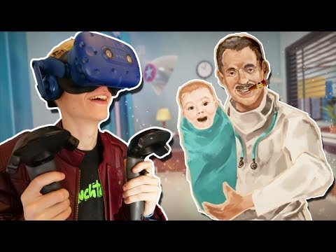 HOW TO MAKE AN AMERICAN BABY IN VIRTUAL REALITY | The American Dream VR (HTC Vive Pro Gameplay) Ep.2