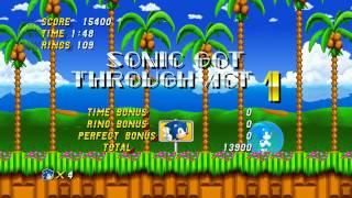 Repeat youtube video Sonic 2 HD - Alpha Demo
